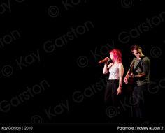 Paramore - Hayley & Josh 2 by *Special-K-001 (via deviantART)