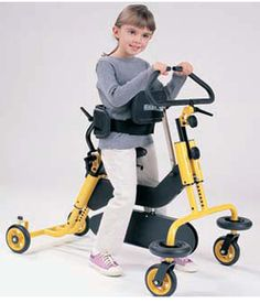 Cricket Walker $1,419.00 FREE Shipping from uCan Health || Training walker stimulates walking movements.