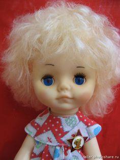 Мои куклы СССР.. Лариса-первоклашка.Донецк. (Хобби)