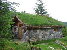 $60/night: Bergen Vacation Rental - VRBO 75079ha - 1 BR Norway Cabin, Log Cabins by the Sognefjord, Stlsheimen National Park
