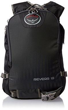Osprey Packs Reverb 18 Backpack Black >>> Click image for more details.