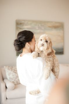 Ernie will be well groomed & apart of our wedding day. Cannot wait to take precious pictures with him .