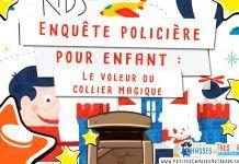 Enquête Policière pour Enfant – Kit à Imprimer