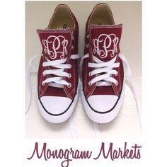 Monogram Converse at Monogram Markets