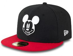 Disney Basic Mickey 59Fifty FItted Cap by DISNEY x NEW ERA