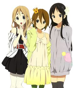 K-ON!_2 by RisaSenpaiRender.deviantart.com on @deviantART