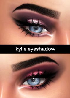 Kylie Eyeshadow 9 swatches Found in eyeshadow Works with Hq Hope you like it ! Tag me if you use it ! Download + eyeliner...