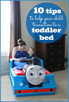Transition to Toddler Bed