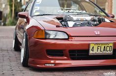 1992 Honda Civic DX Hatchback » canibeat