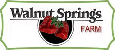 Pick Your Own Fruit at Walnut Springs Farm