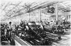 mg factory abingdon - Google Search