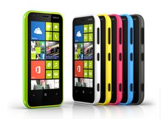 #LeWeb12 : Nokia presentó su nuevo teléfono inteligente Lumia 620 con Windows 8