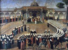 Ottoman Sultan selim III 1789 - Seraglio - Wikipedia, the free encyclopedia