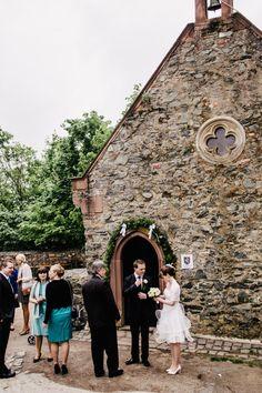 Hochzeit auf der Burg Frankenstein