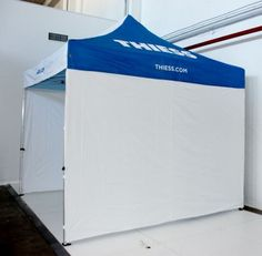 Small Branded Marquee for Outdoor Use