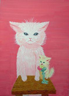 Aleksandra Waliszewska. Haunting paintings by... - Supersonic Electronic Art