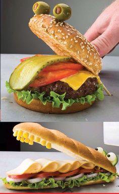 ️Creative Food Art Like 4⃣ More #Entertainment #Trusper #Tip