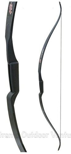 Arco Recurvo Pse Snake 60 Pulg X 22 Lbs. Tiro Con Arco                                                                                                                                                                                 Mais