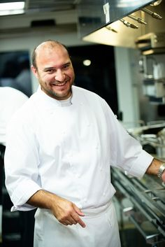 Executive Chef at Grace Cafayate Javier Robles