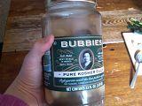Bubbies lacto-fermented pickles