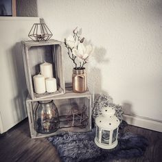 All Details You Need to Know About Home Decoration - Modern Crates, Lanterns, Diy Home Decor, Sweet Home, Bedroom Decor, House Design, Interior Design, Decoration, Inspiration