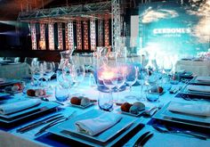 Cerdomus special dinner @Cersaie 2008