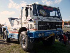 Daf Twin Turbo - Paris Dakar 1987.