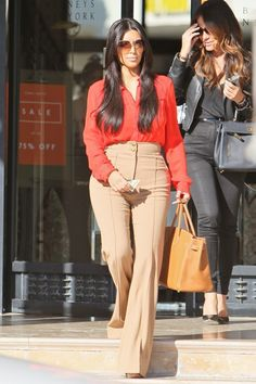 Don't care much for the Kardashian's but I must admit I absolutely love their sense of fashion