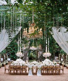 Самые модные тенденции и открытия на свадьбах в 2017 году!