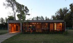 BA House / BAK Arquitectos, Ituzaingó, Province of Buenos Aires, Argentina