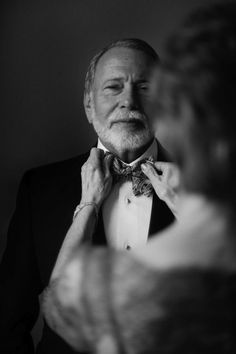 Beautiful Father of the Bride (and Groom) Moments | Bridal Musings Wedding Blog 32