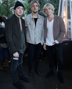 Ross, Rocky and Ryland