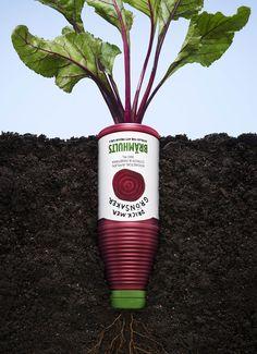 Brämhults: Drink more vegetables