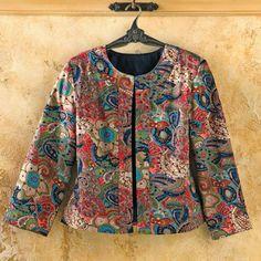 Shalimar Garden Paisley Jacket | National Geographic Store