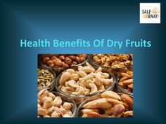 Shop online for #DryFruits and Nuts at India's Best Online Shopping Store #Salebhai, order dry fruits like almonds, cashews, pistas etc at lowest price.