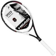Racquets 20871: Head Touch Speed Mp #4 Grip 4-1 2 Tennis Racquet -> BUY IT NOW ONLY: $159.99 on eBay!