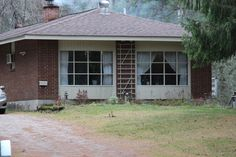 ACREAGE ANYONE? Genteel living awaits you in this Large 3 bedroom, 2 bath Bungalow with the warmth of family, lovely details, and spacious floor plan. Home features, a Family room, Living room, Large Eat-In Kitchen with sliding glass door overlooking deck and pond. Large Dining room with enough space for the family to enjoy Christmas Dinner. Home is surrounded by over 12 acres of unspoiled natural beauty and a two minute walk to Bass Lake Park where you can swim or fish. Unbelievably priced…