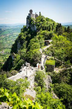 San Marino on northtosouth.us