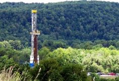 U.S. Geological Survey Documenting Land Disturbance From Natural Gas Drilling