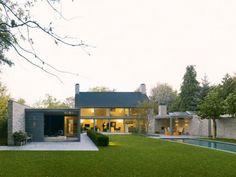 Villa Rotonda - Bedaux de Brouwer Architecten #exterior