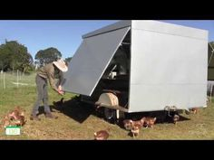 Chicken Caravan 130 - YouTube