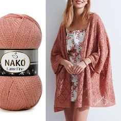 Yarn Inspiration, Fitness Inspiration, Crotchet, Knit Crochet, Knitting Designs, Lana, Kimono Top, Costumes, Spring Summer