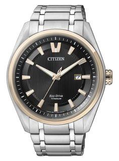 Relojes Citizen Super-Titanio AW1244-56E