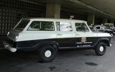 Todos os tamanhos   Antiga viatura Chevrolet Veraneio da Polícia Civil de São Paulo   Flickr – Compartilhamento de fotos!