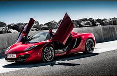 """""""McLaren's Spider could be the best car in the world."""" Neil Lyndon"""