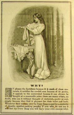 Vintage Ivory Soap Ad
