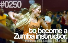 Ha! Maybe...I don't have a whole lot of coordination so I'm hoping for this intense zumba class that we have here in Lubbock called Zumba Shred.  It's a kick your ass class for sure, kind of like R.I.P.P.E.D.! So either that or RIPPED!