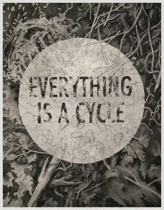 Everything Is A Cycle Art Print by Teagan White Drachenfels Design, Tumblr, Cycling Art, Cycling Quotes, Cycling Jerseys, Circle Of Life, Inspire Me, Awakening, Witches