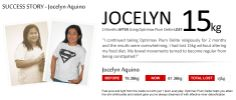 Success Story - Jocelyn