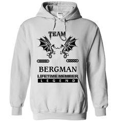 (05_05) TEAM BERGMAN LIFETIME MEMBER LEGEND